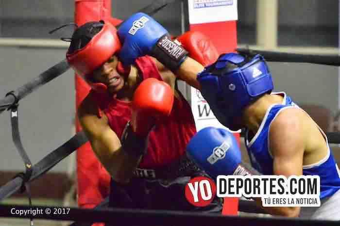 Enrique Soriano-Justin Boyd-WBC-CMB-Torneo Amateur Cicero Stadium