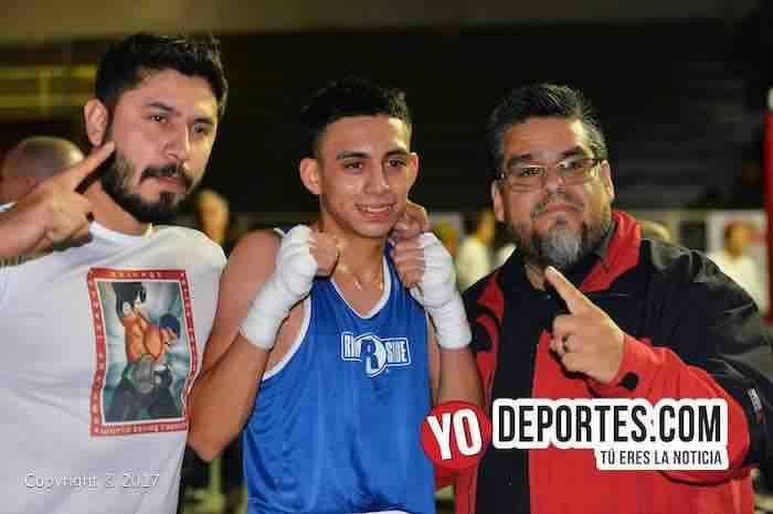 Enrique Soriano quiere el cinturón verde del Consejo Mundial de Boxeo
