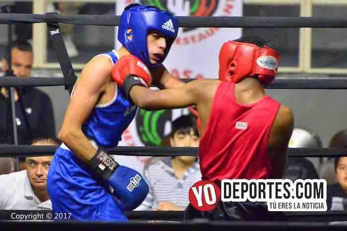 Enrique Soriano-Justin Boyd-WBC-Torneo Amateur Cicero Stadium