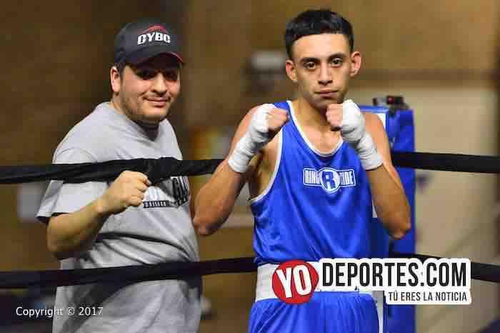 Enrique Soriano-WBC-CMB-Torneo Amateur