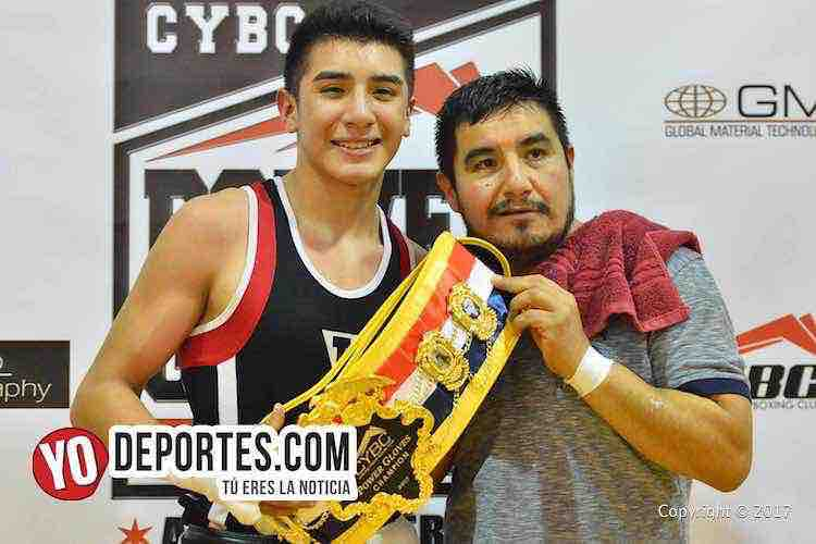 Erick Mondragon-Irving Alanis-CYBC-Power Gloves-boxeo