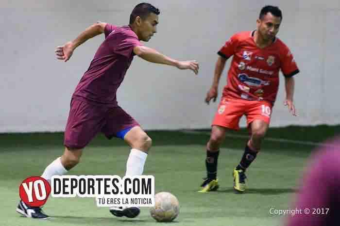 Eswin Hernandez-Atletico Torino-America Salcaja-Xelaju-Cuadrangular guatemalteco