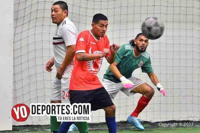 Hugo Peralta Portero-Deportivo La Cruz-Mamiferos-Liga Douglas