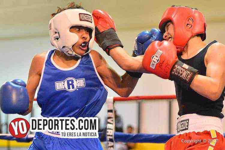 Jose Mejia-Asael Negrete-CYBC-Power Gloves-boxing chicago
