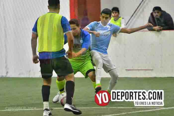 Juvenil Chicago-Depth FC-Liga 5 de Mayo soccer league futbol