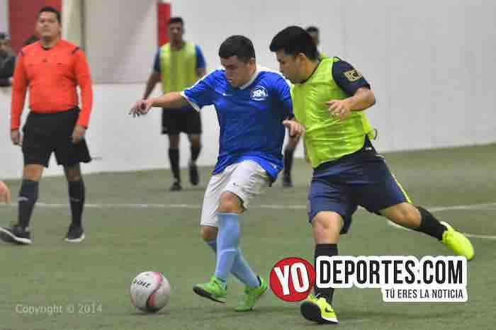 Juvenil Chicago-Depth FC-Liga 5 de Mayo soccer league