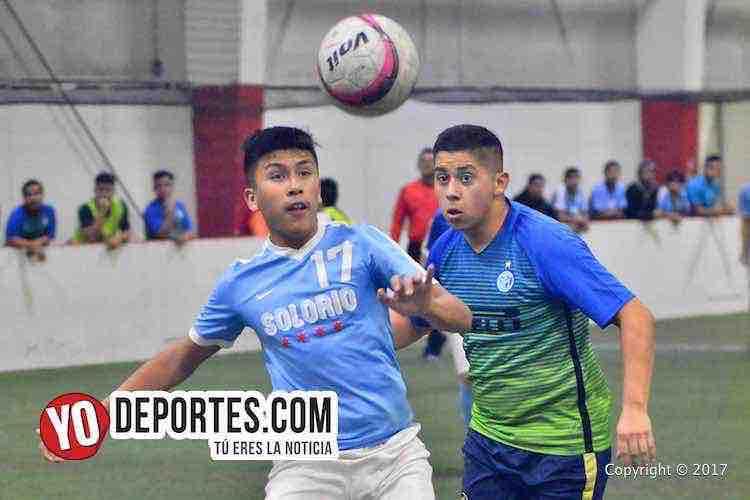 Juvenil Chicago derrota al Depth FC en la 5 de Mayo Soccer League