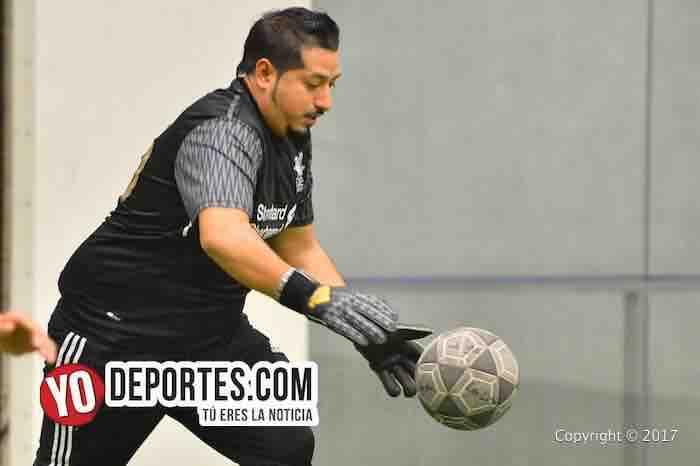 Mike Calderon Portero-Deportivo La Cruz-Mamiferos-Liga Douglas