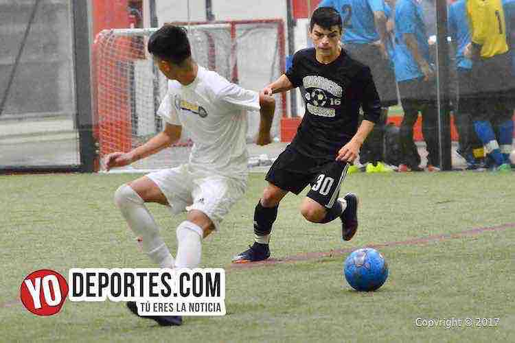 San Antonio Raiders-Yuriria-Liga Latinoamericana-Chamions Jrs-futbol chicago