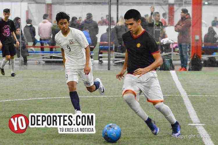 San Antonio Raiders-Yuriria-Liga Latinoamericana-Chamions Jrs-indoor soccer