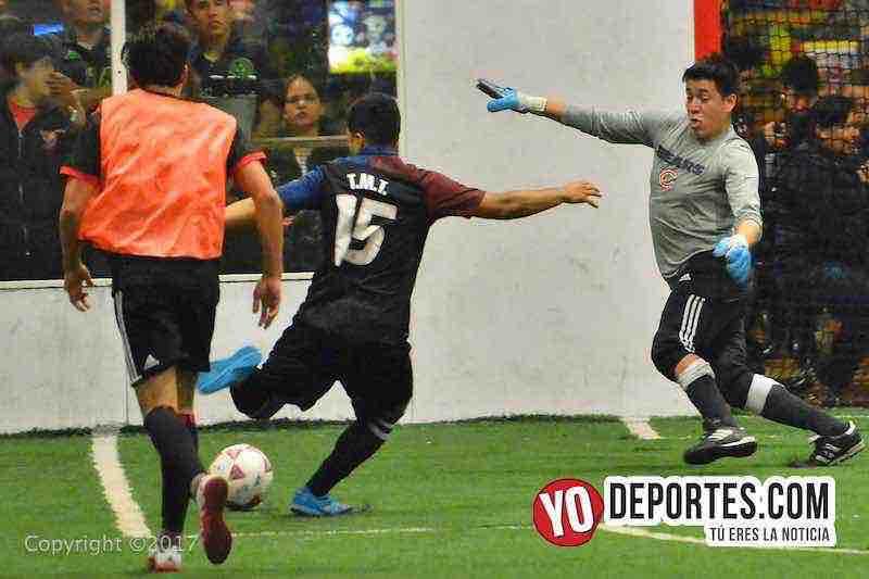 TMT brinca al segundo lugar en Mundi Soccer League