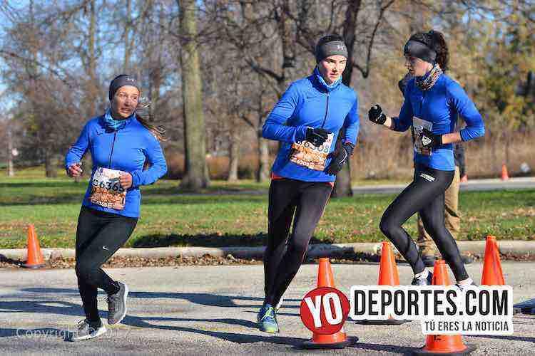 Turkey Trot Chicago 2017-correr