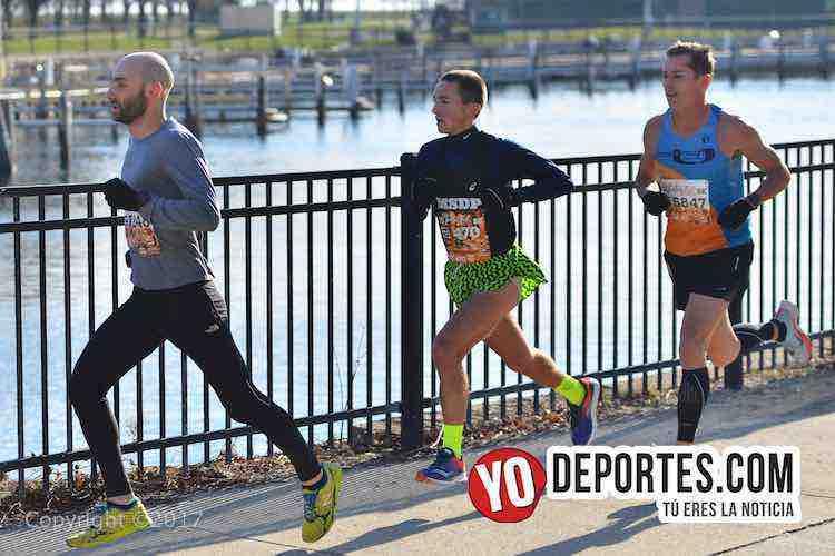 Turkey Trot Chicago 2017-runners