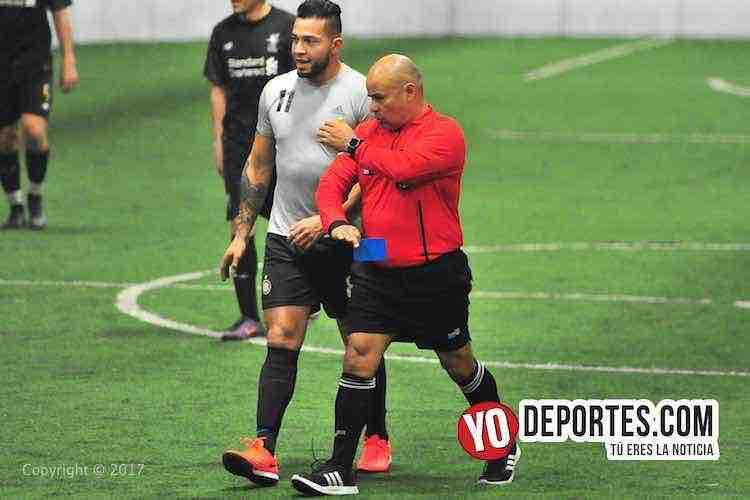 Arbitro Diego Rivera-La Bamba-Estrella Blanca-Chitown Futbol