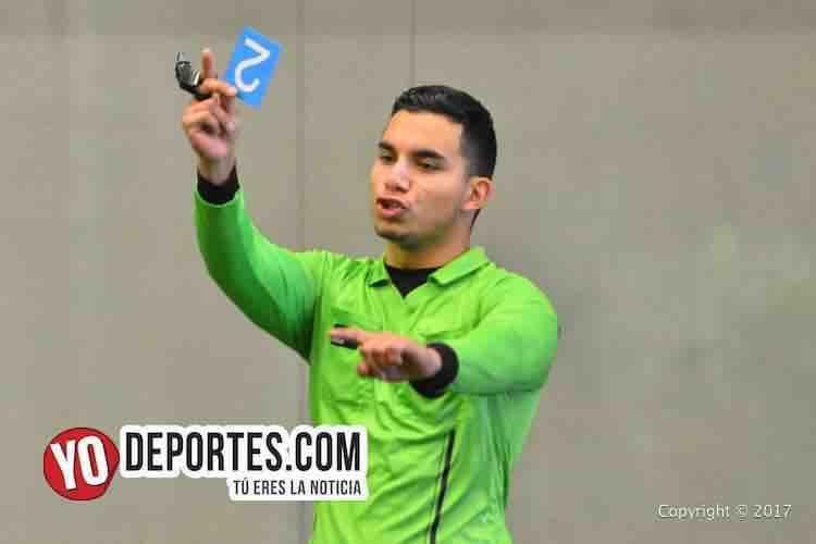 Arbitro-Sauti Sol y CD Victoria empatan en la Liga Doulas