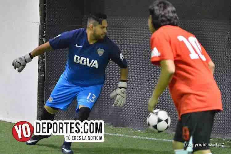 Chicago North Soccer League-Chicago Arsenal-Aguilas Sierra