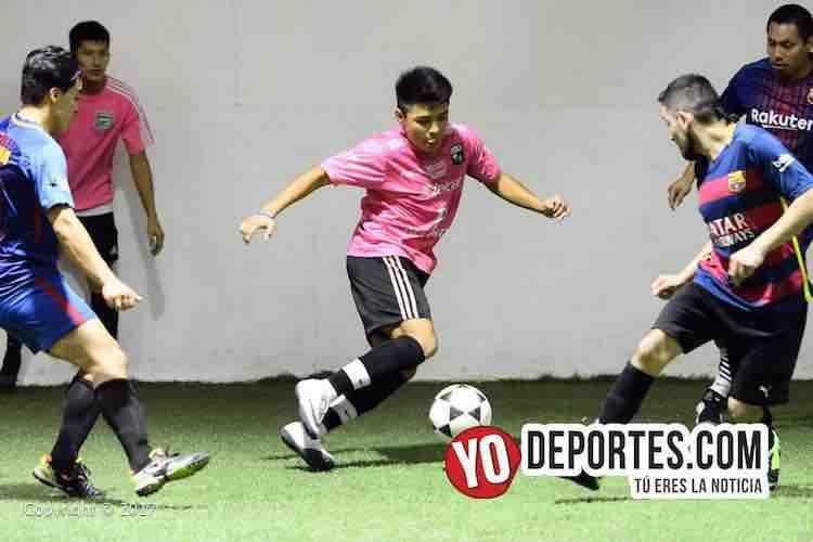 Chicago North Soccer League-Chicago Arsenal-Aguilas Sierra-futbol rapido