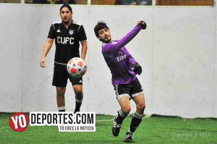 Estrella Blanca-Dragones-Chitown Futbol-soccer chicago