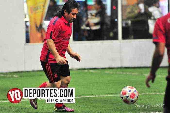 Estrella Blanca-Dragones-Chitown Futbol-soccer indoor