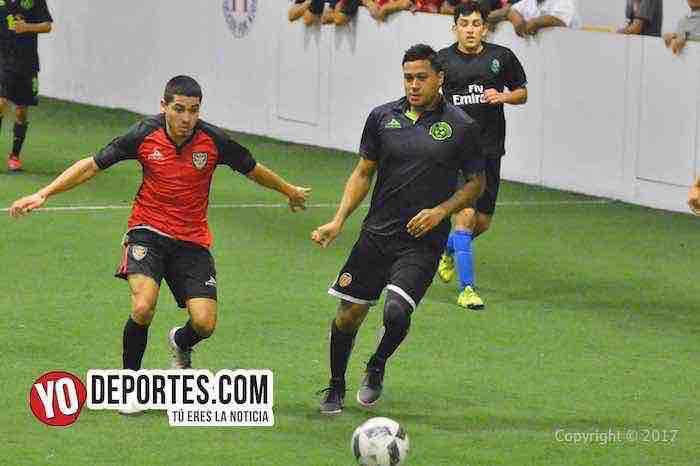 Fire Evolution-San Antonio-Mundi Soccer League-Chitown league