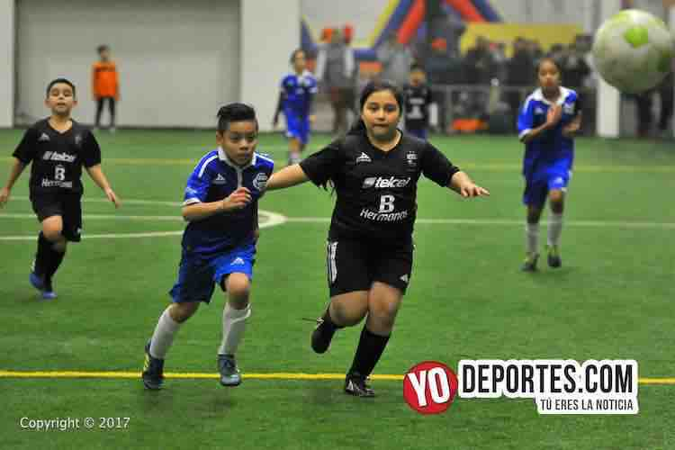 Halcones JC-Leon-Liga San Francisco-chicago kids soccer