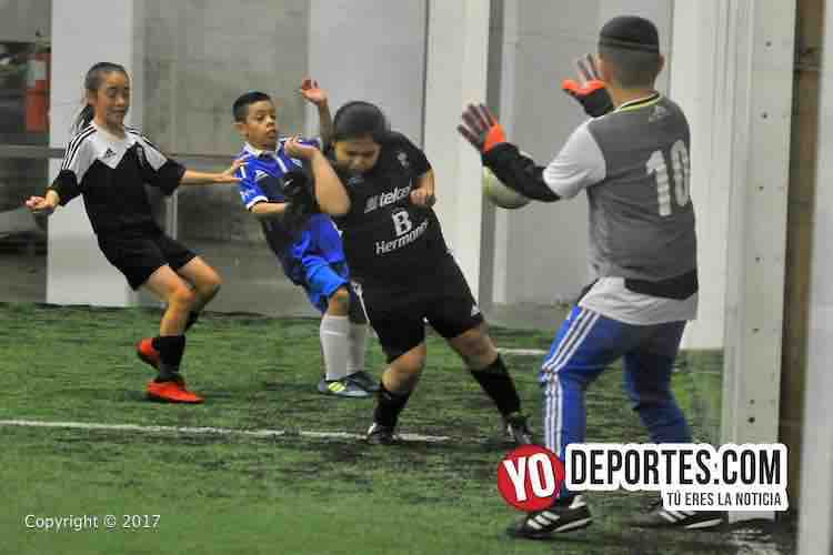 Halcones JC-Leon-Liga San Francisco-futbol chicago