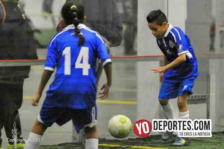 Halcones JC-Leon-Liga San Francisco-indoor soccer