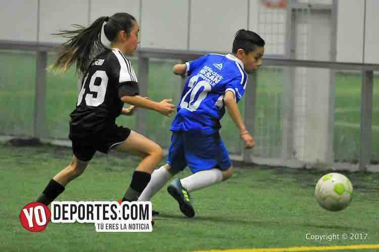 Halcones JC-Leon-Liga San Francisco-kids chicago soccer