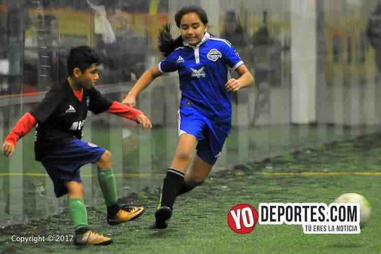 Halcones JC-Leon-Liga San Francisco-kids soccer