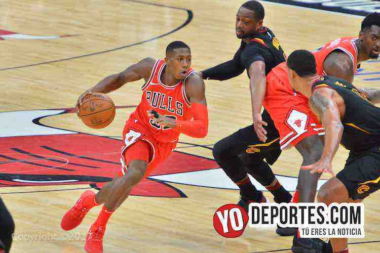 Kris Dunn-Chicago Bulls-Cleveland Cavaliers