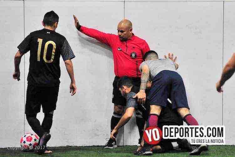 La Bamba-Estrella Blanca-Chitown Futbol-arbitro Diego Rivera