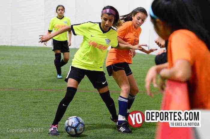 Lady Shark terminan temporada ganando y en primer lugar de AKD Women Premier Academy Soccer League