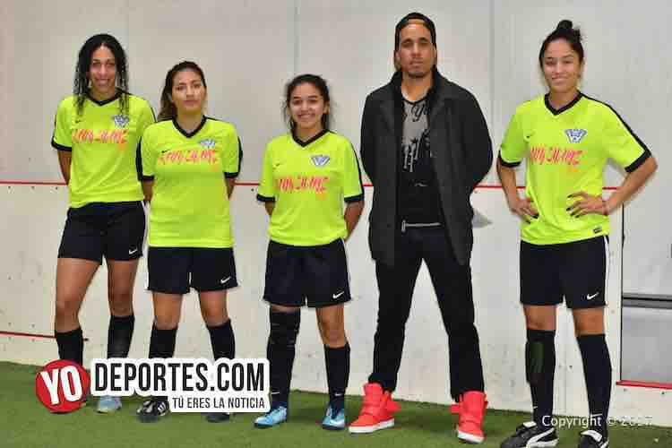 Mordida letal de Lady Sharks a Tigres en AKD Premier Champions Femenil