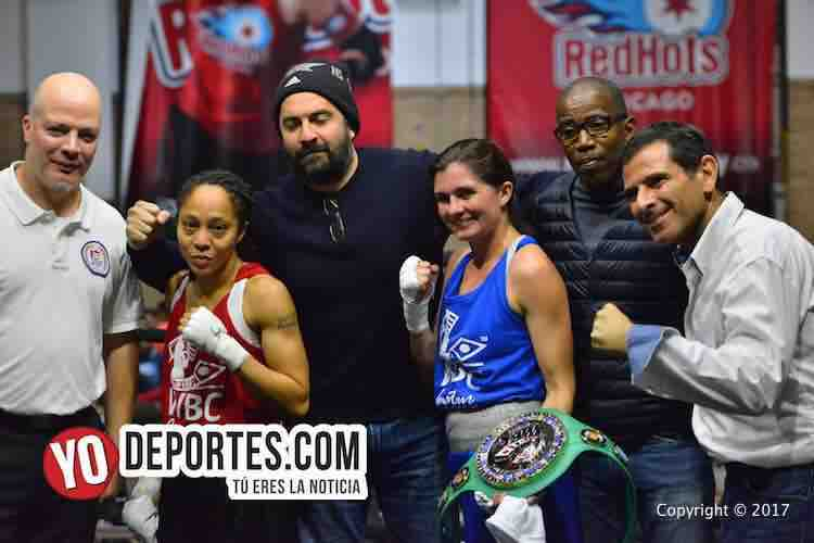 Maureeca Sue Lambert-Dialika Perkins-WBC-CMB-Torneo