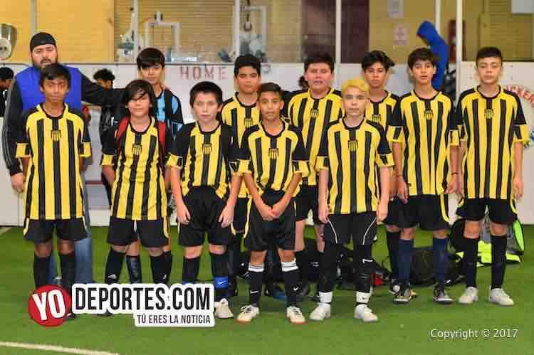 Penarol-Ballistics-Chitown Futbol infantil chicago soccer
