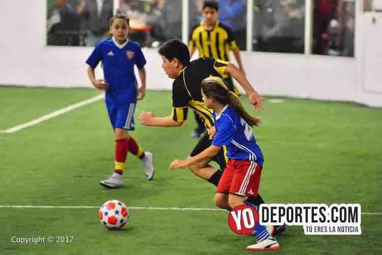 Penarol-Ballistics-Chitown Futbol infantil
