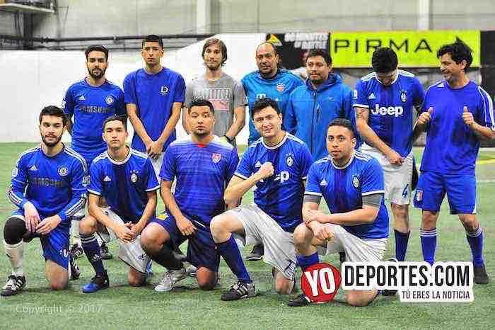 Peligra liderato de San Marcos en 5 de Mayo Soccer League