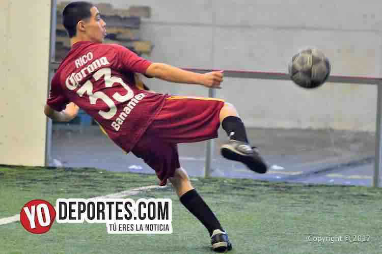 Sauti Sol y CD Victoria empatan en la Liga Doulas-futbol chicago