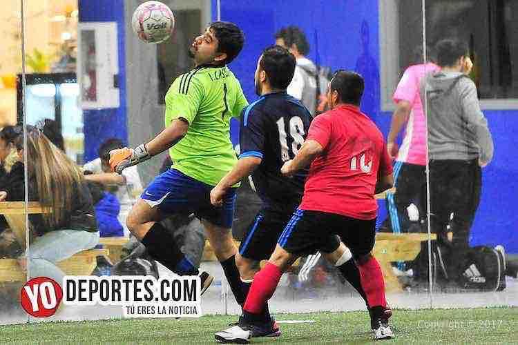 Toros San Jose-Desmadrid-5 de Mayo Soccer League Chicago
