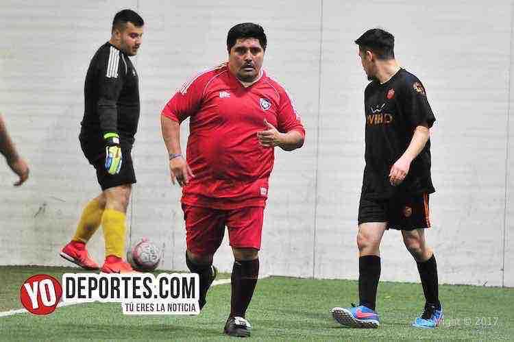 Toros San Jose-Desmadrid-5 de Mayo Soccer League-indoor varonil