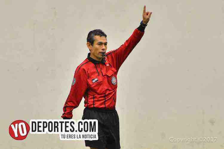 Veracruz vs Deportivo Amistad Liga Douglas-Rey Delgado arbitro