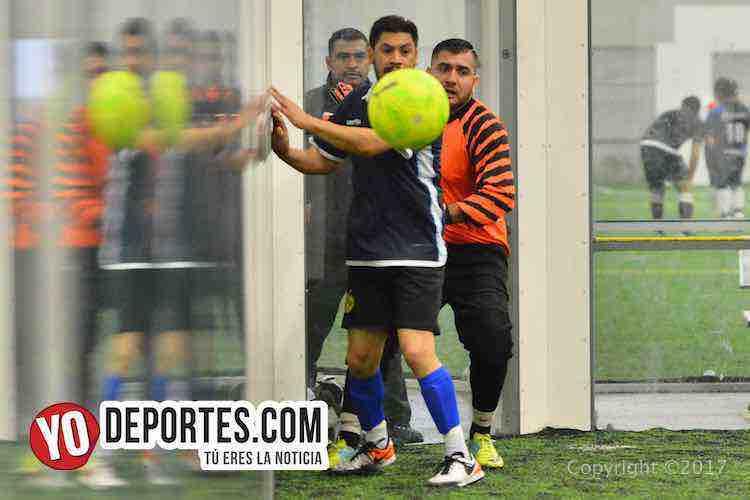 Veracruz vs Deportivo Amistad Liga Douglas-futbol indoor