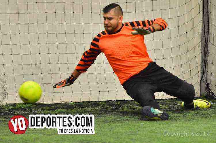 Veracruz vs Deportivo Amistad Liga Douglas-futbol soccer