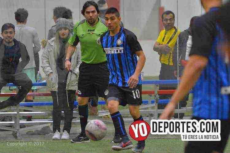 Arbitro Alvaro Cortina-Honduras-Deportivo Garcia-5 de Mayo Soccer League