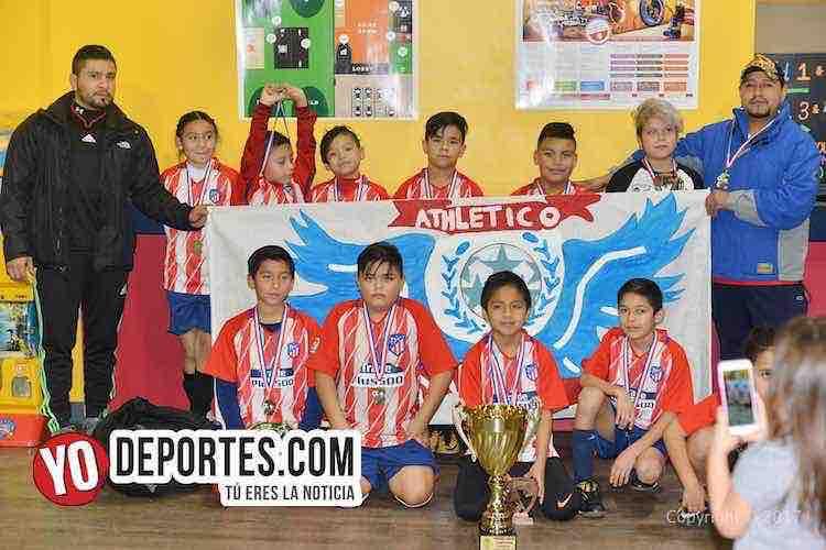 Fotos y video: Atletic Magic y Taxco en Premier Academy Soccer League
