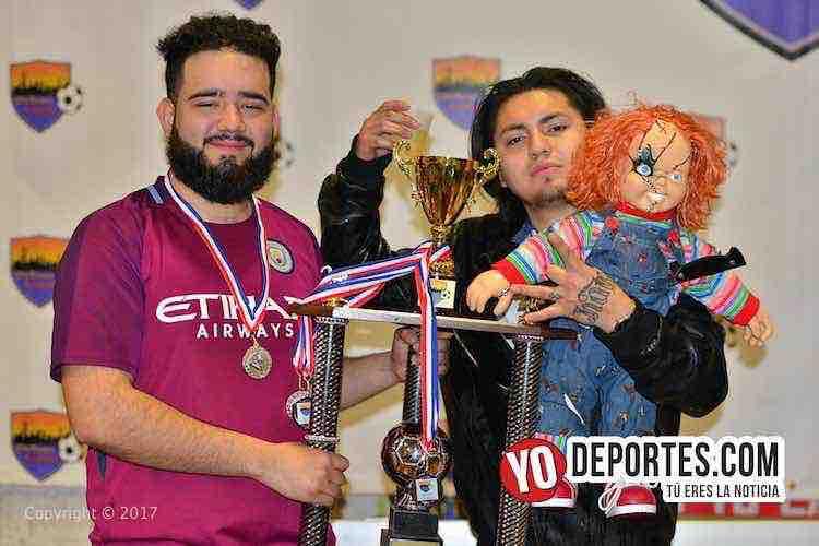 Chicago Stars festejaron como campeones la final de Chitown Futbol
