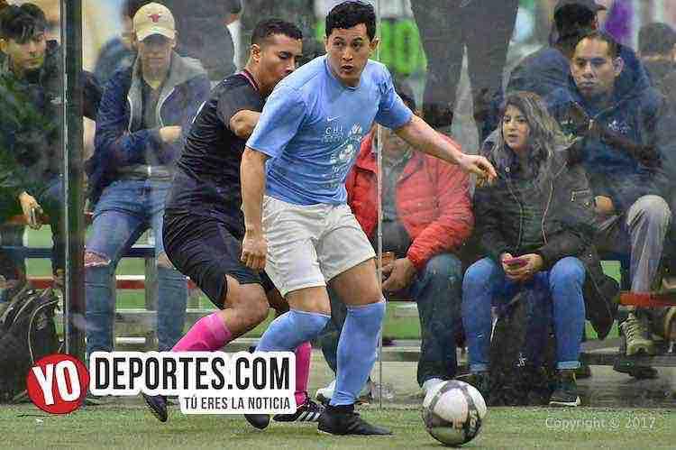 Chicago Soccer-Red Fire-Champions-Liga Latinoamericana-futbol indoor