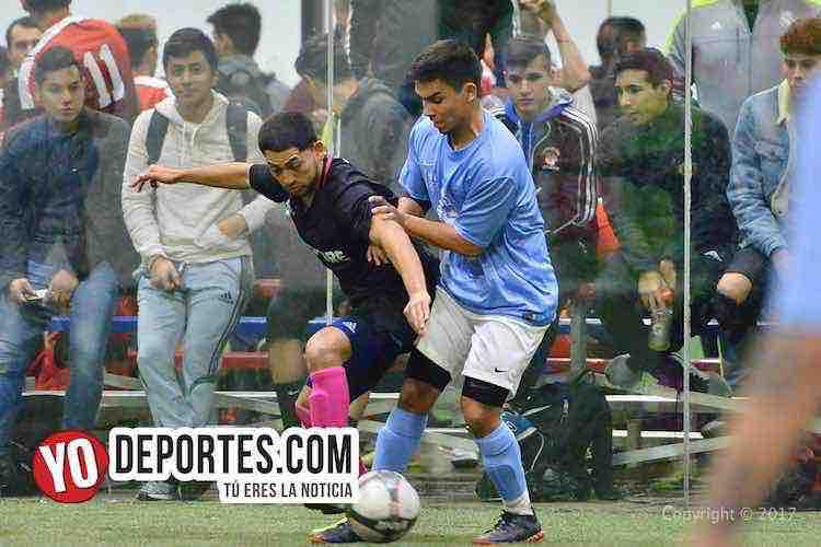 Chicago Soccer-Red Fire-Champions-Liga Latinoamericana-indoor futbol