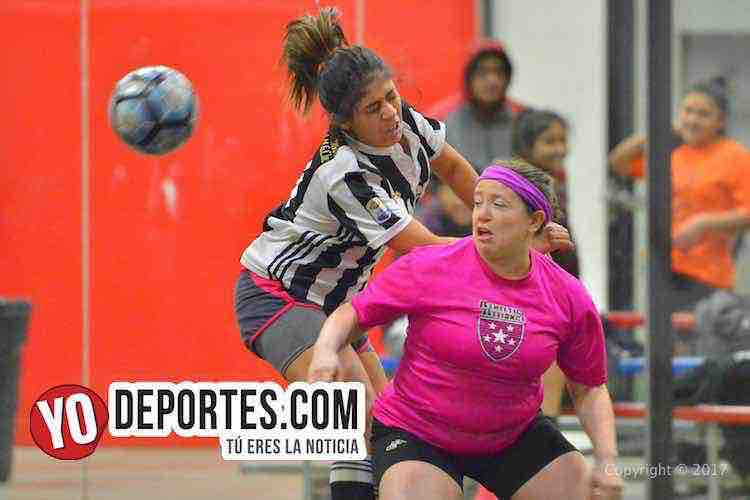 Deportivo Amistad-Alliance FC-AKD-Women Premier Academy Soccer League chicago
