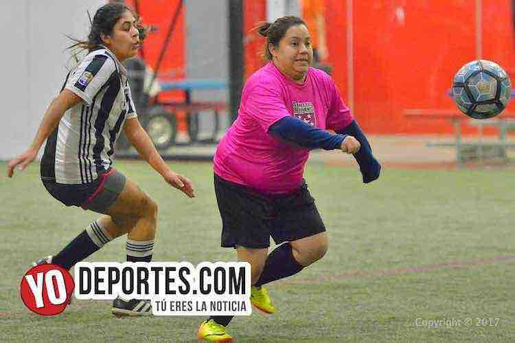 Deportivo Amistad-Alliance FC-AKD-Women Premier Academy Soccer League indoor